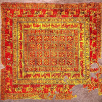 Искусство Средней Азии (Всеобщая история искусств)