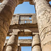 Архитектура Древнего Египта. Новое царство. Период XVIII—XX династий (XVI—XI вв. до н. э.)