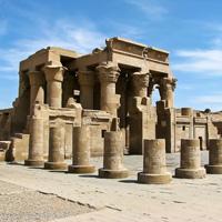 Архитектура Древнего Египта. Эллинистический период (332—30 гг. до н. э.)