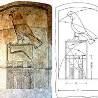 Пропорции в египетской архитектуре