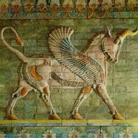 Искусство Древнего Ирана (с середины I тысячелетия до н.э.)