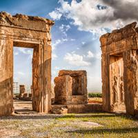 Архитектура Древней Персии (Огюст Шуази)