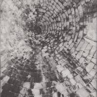 Микены. Погребальный толос, так называемая Гробница Агамемнона, вид на купол снизу. Фото: Анджей Дзевановский