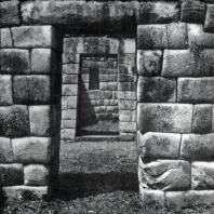 Ворота в Мачу-Пикчу. Перу. Инкский период