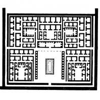 Комплекс в Чан-Чане. План