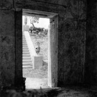 Александрия Египетская. Внутренний вид алебастровой гробницы