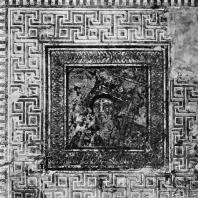 Персонификация Александрии на мозаике Софила. Первая половина II в.н.э. Греко-римский музей в Александрии