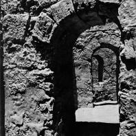 Александрия Египетская. Ком эль-Дикка. Своды в южном коридоре театра