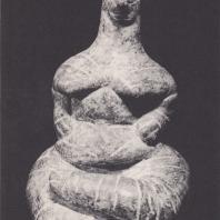 Глиняная фигура из Иерапетры (восточный Крит), неолитический период. Фото: Анджей Дзевановский
