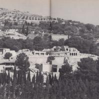 Дворец в Кноссе (Крит), общий вид. Фото: Анджей Дзевановский
