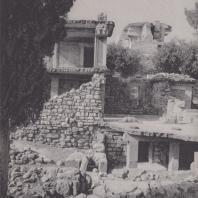 Южный дворец в Кноссе (Крит), в юго-западной части дворцового комплекса. Фото: Анджей Дзевановский