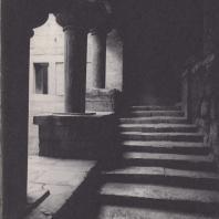 Лестница в восточной части дворца в Кноссе. Крит. Фото: Анджей Дзевановский