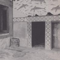 Интерьер жилого помещения в восточной части дворца в Кноссе, Крит. Фото: Анджей Дзевановский