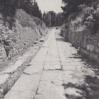 Царская дорога в Кноссе, Крит. Фото: Анджей Дзевановский