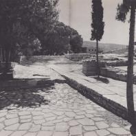 Театральная площадь в Кноссе, Крит. Фото: Анджей Дзевановский