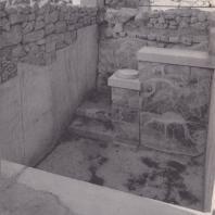 Купальни. Дворец в Фесте. Крит. Фото: Анджей Дзевановский