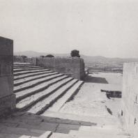 Лестницы, ведущие к Большому Пропилону. Дворец в Фесте. Крит. Фото: Анджей Дзевановский
