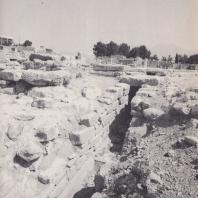 Западная часть дворца в Фесте. Крит. Фото: Анджей Дзевановский