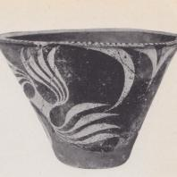 Керамическая ваза, Фест, Крит, XIX-XVIII вв. до н. э. Фото: Анджей Дзевановский