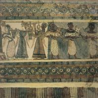 Саркофаг. Агия Триада, Крит, XIV в. до н. э. Фото: Анджей Дзевановский