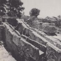 Водопровод. Вилла в Агия Триада, Крит. Фото: Анджей Дзевановский