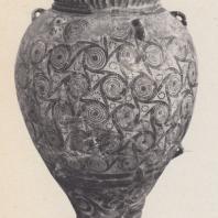Пифос из Псира (Восточный Крит), вторая половина XVI в. до н. э. Фото: Анджей Дзевановский