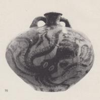 Сосуд с изображением осьминога, Гурния, Крит, начало XVI в. до н. э. Фото: Анджей Дзевановский