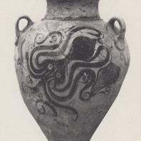 Амфора. Дворец в Кноссе, конец XV в. до н. э. Фото: Анджей Дзевановский
