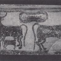 Саркофаг в форме ванны из Гурнии, Крит, XIV в. до н. э. Фото: Анджей Дзевановский