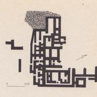 План двух блокированных домов в Василиках, Крит