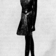 Статуэтка юноши. Конец XV в. до н. э. Фивы
