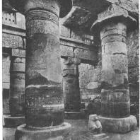 Храм Хонсу в Карнаке