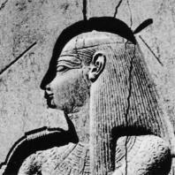 Луксор. Египет. Богиня письменности Шешет. Фотограф: Анджей Дзевановский