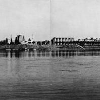 Луксор. Египет. Общий вид храма со стороны Нила. Фотограф: Анджей Дзевановский