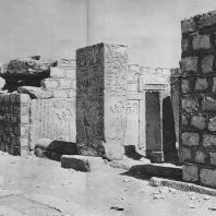 Мастаба Ченену, сановника фараона Униса. V династия. Некрополь в Саккаре. Фото: Анджей Дзевановский